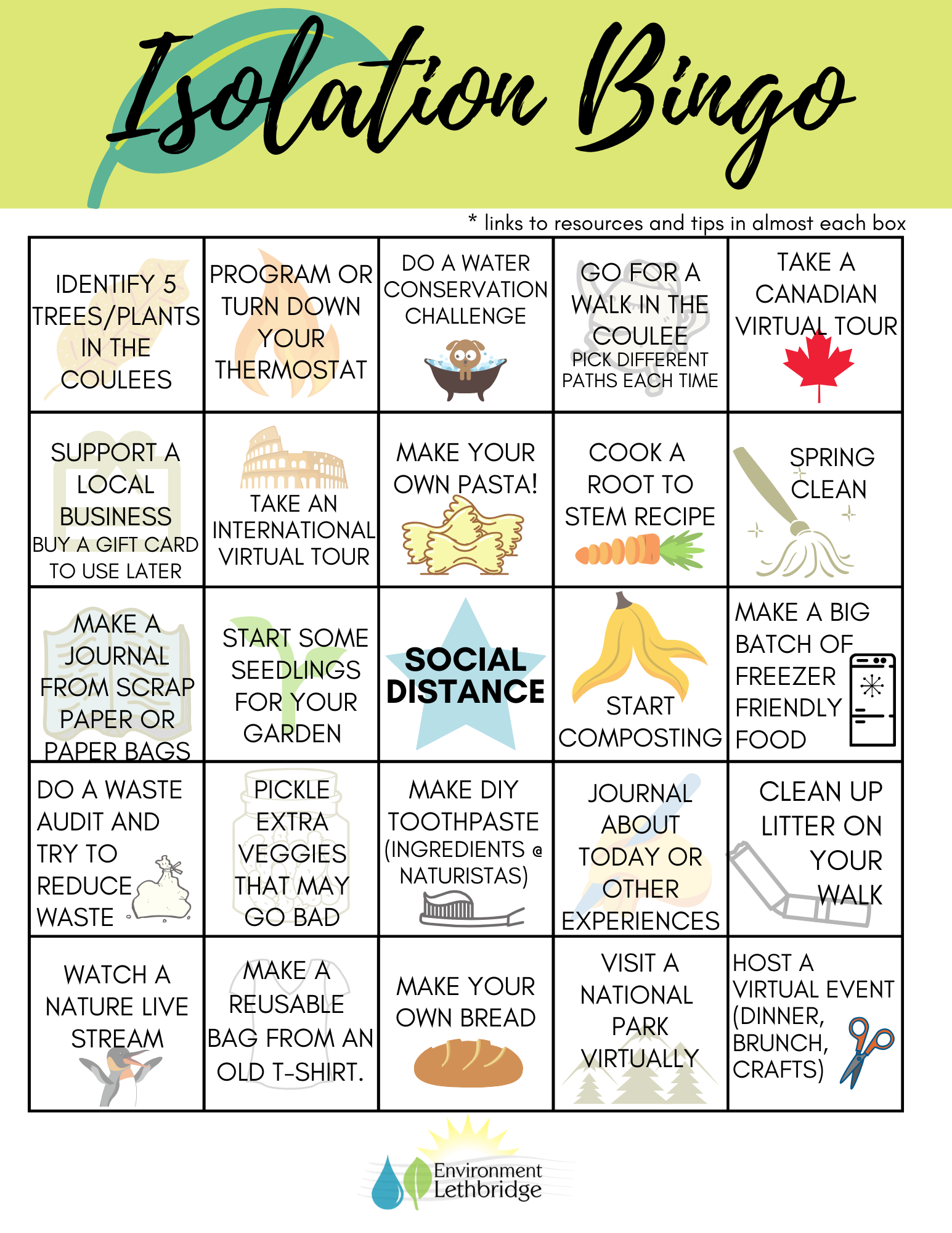 Bingo Lethbridge